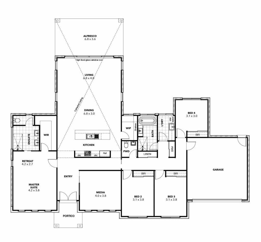 Somerset Floor Plan